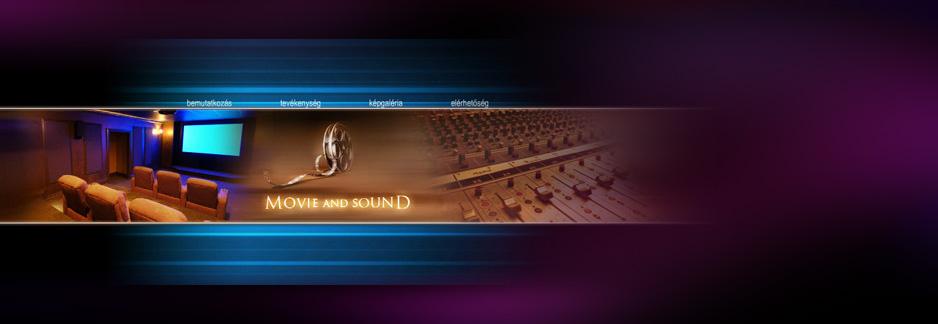 Movie and Sound